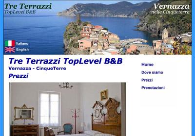 Cinque Terre: Tre Terrazzi B&B