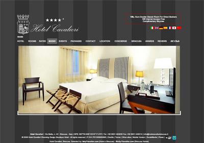 Hotel Cavalieri in Siracusa