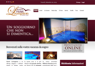 Hotel Livingston in Siracusa