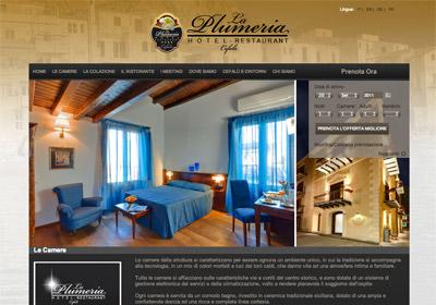 La Plumeria Hotel in Cefalu'