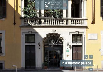 Milan: Hotel Gran Duca di York