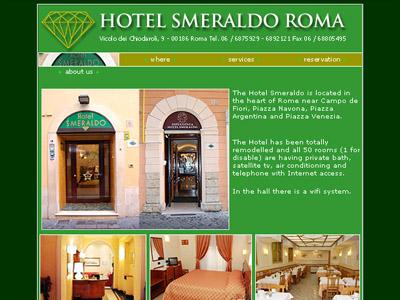 Hotel Smiraldo in Rome